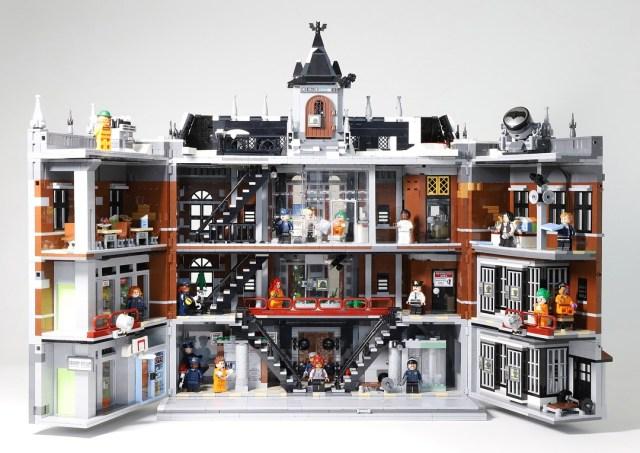 LEGO Arkham Asylum Modular