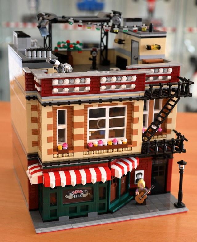 LEGO Modular Central Perk & Big Bang Theory