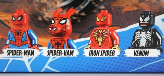 LEGO 76151 Spider-Man vs. Venom