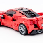 REVIEW LEGO 76895 Ferrari F8 Tributo
