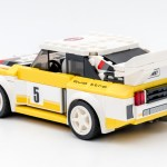 REVIEW LEGO 76897 1985 Audi Quattro S1