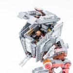 REVIEW LEGO Star Wars 75254 AT-ST Raider