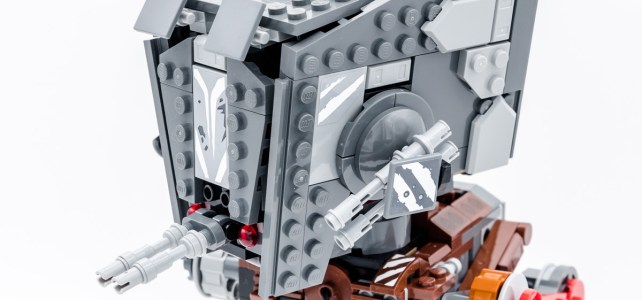 REVIEW LEGO Star Wars 75254 AT-ST Raider