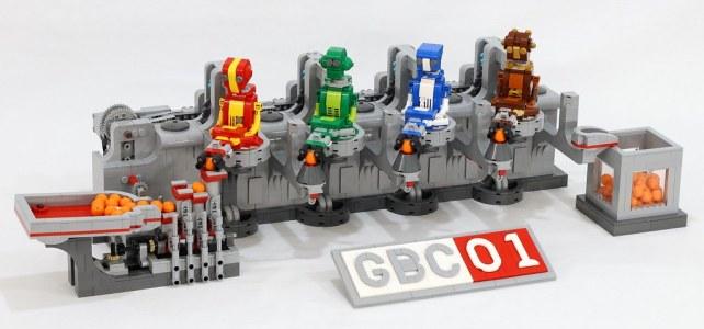 JK Brickworks GBC