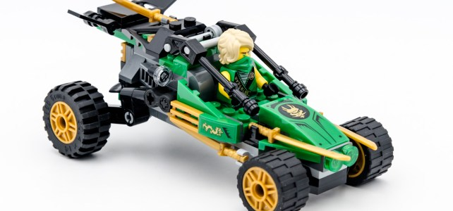 REVIEW LEGO 71700 Jungle Raider