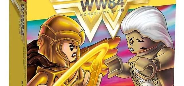 LEGO 76157 Wonder Woman vs Cheetah