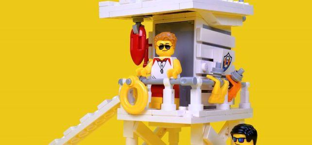 LEGO Baywatch
