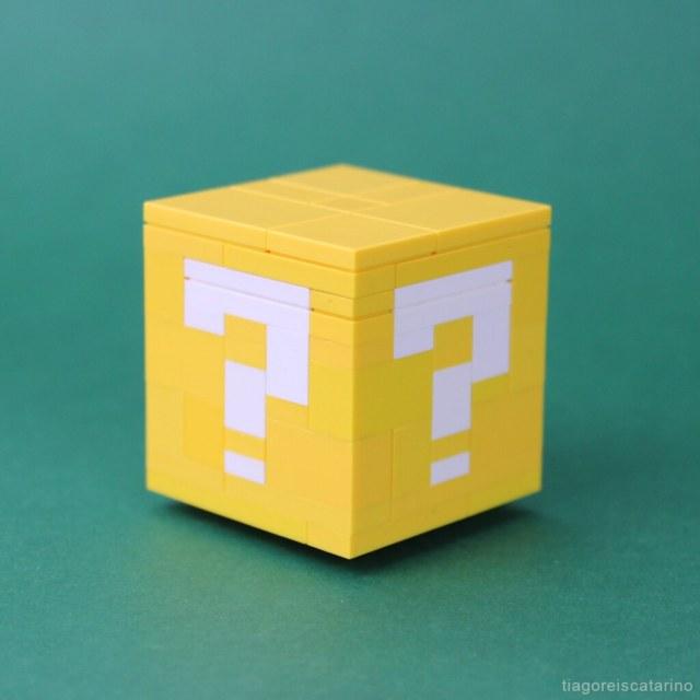 LEGO Mario Mystery box