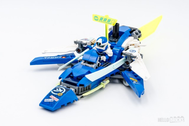 REVIEW LEGO 71709 Velocity Racers