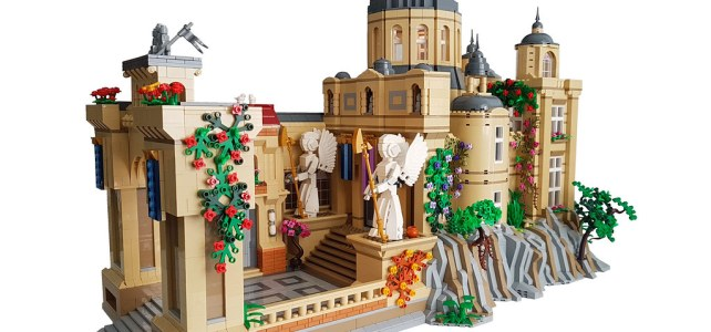 LEGO Star Wars Royal Palace of Naboo