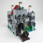 LEGO 6086 Black Knight's Castle revamp