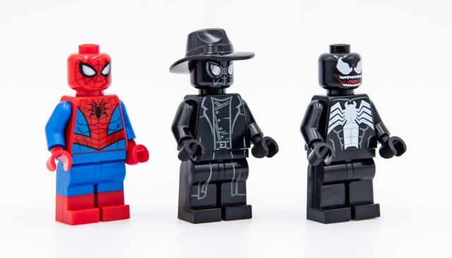 LEGO 76150 Spiderjet vs. Venom Mech