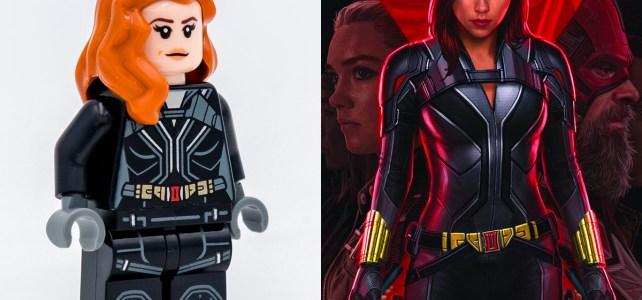 LEGO Black Widow 76162