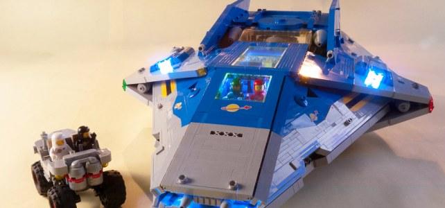 LEGO Space LL 928-B Galaxy Explorer