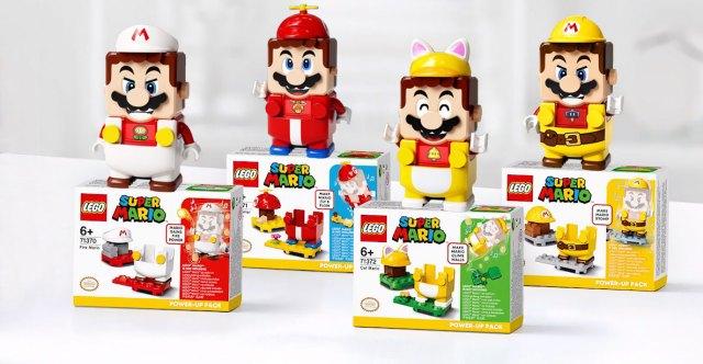 LEGO Super Mario Power Up Packs 2020