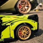LEGO Technic 42115 Lamborghini Sian 24