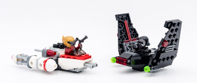 REVIEW LEGO 75263 75264