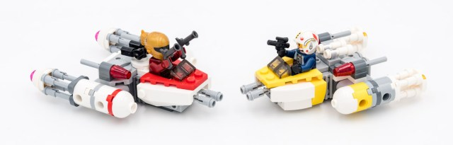 REVIEW LEGO 75263 Resistance Y-Wing