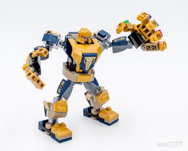 REVIEW LEGO Marvel 76141 Thanos Mech