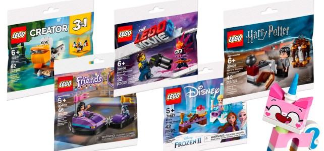 Shop LEGO polybags