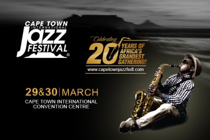 20th CAPE TOWN INTER. JAZZ FEST