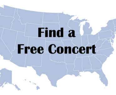 Free concerts near you