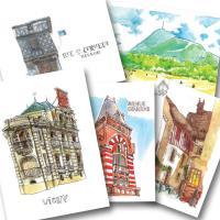 Cartes Postales Clermont-Ferrand et ailleurs