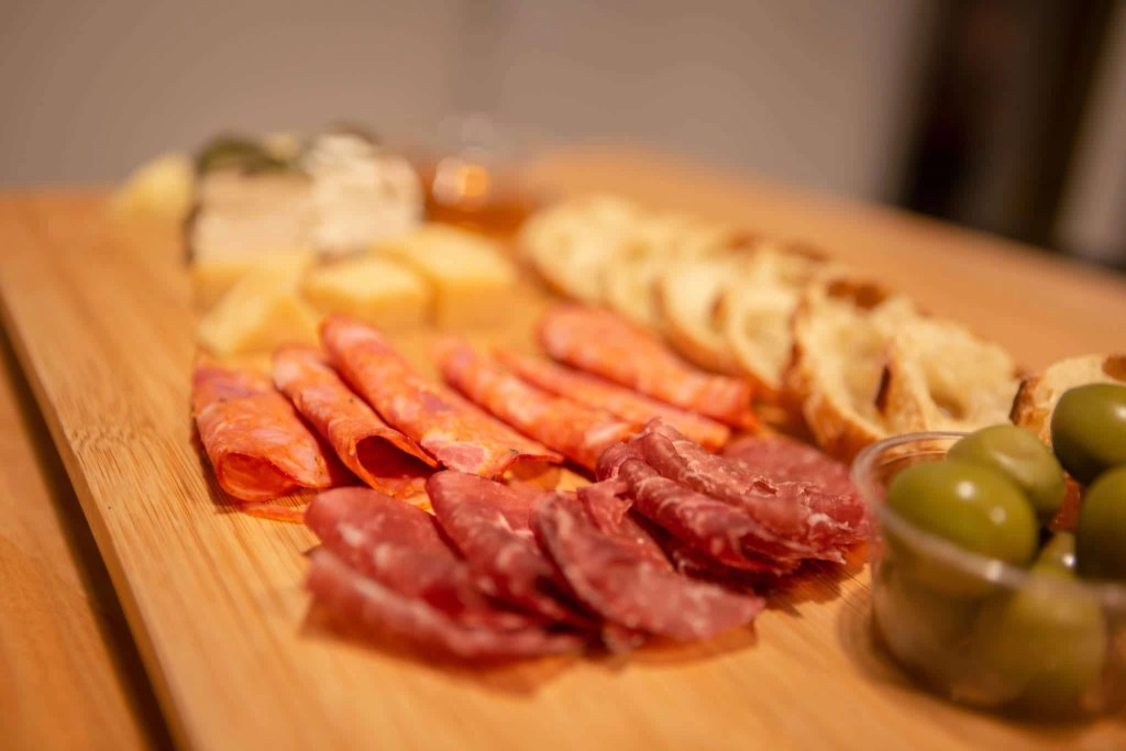 Meat and Cheese Platter Bode Nashville