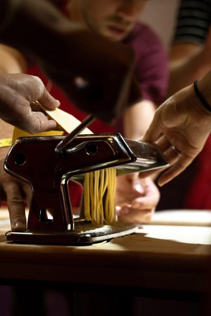 Europe Contiki Pasta Making Class