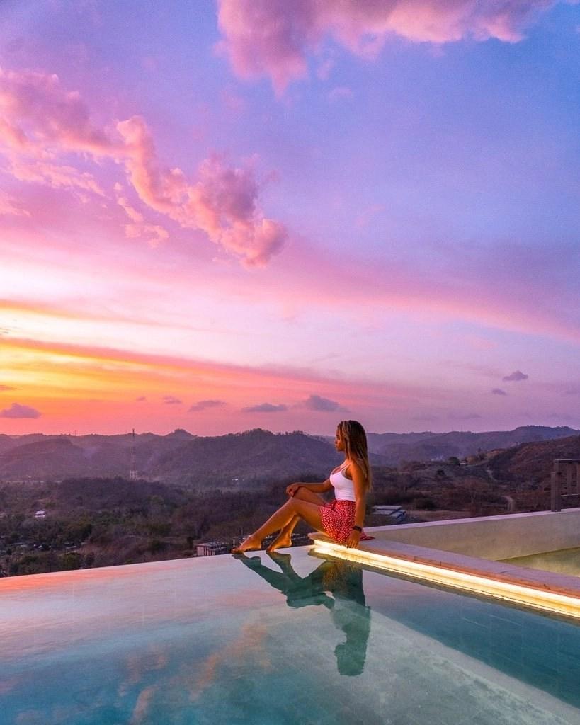 Kuta Lombok Sunset