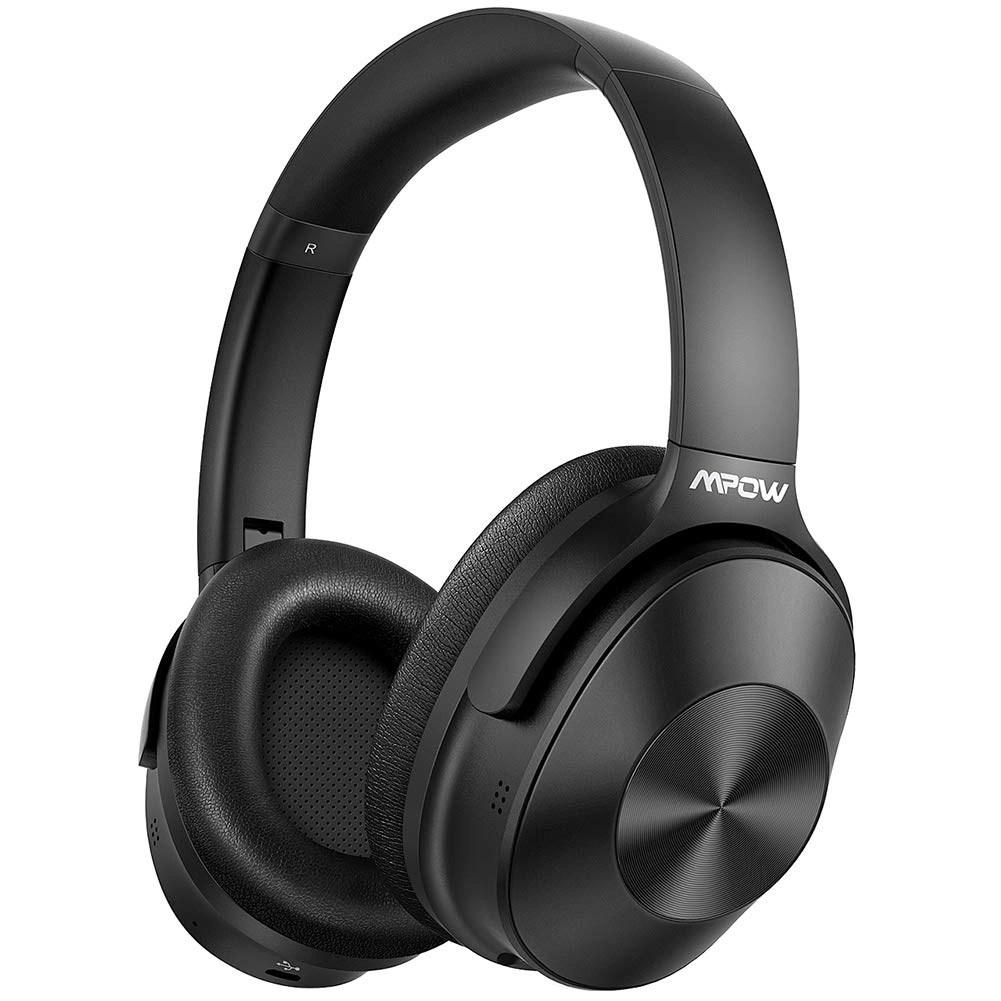 MPOW headphone - travel essentials @simplysantos