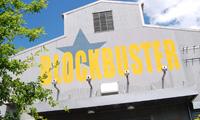 Disney Blockbuster café