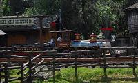 Disneyland Railroad – Frontierland Depot