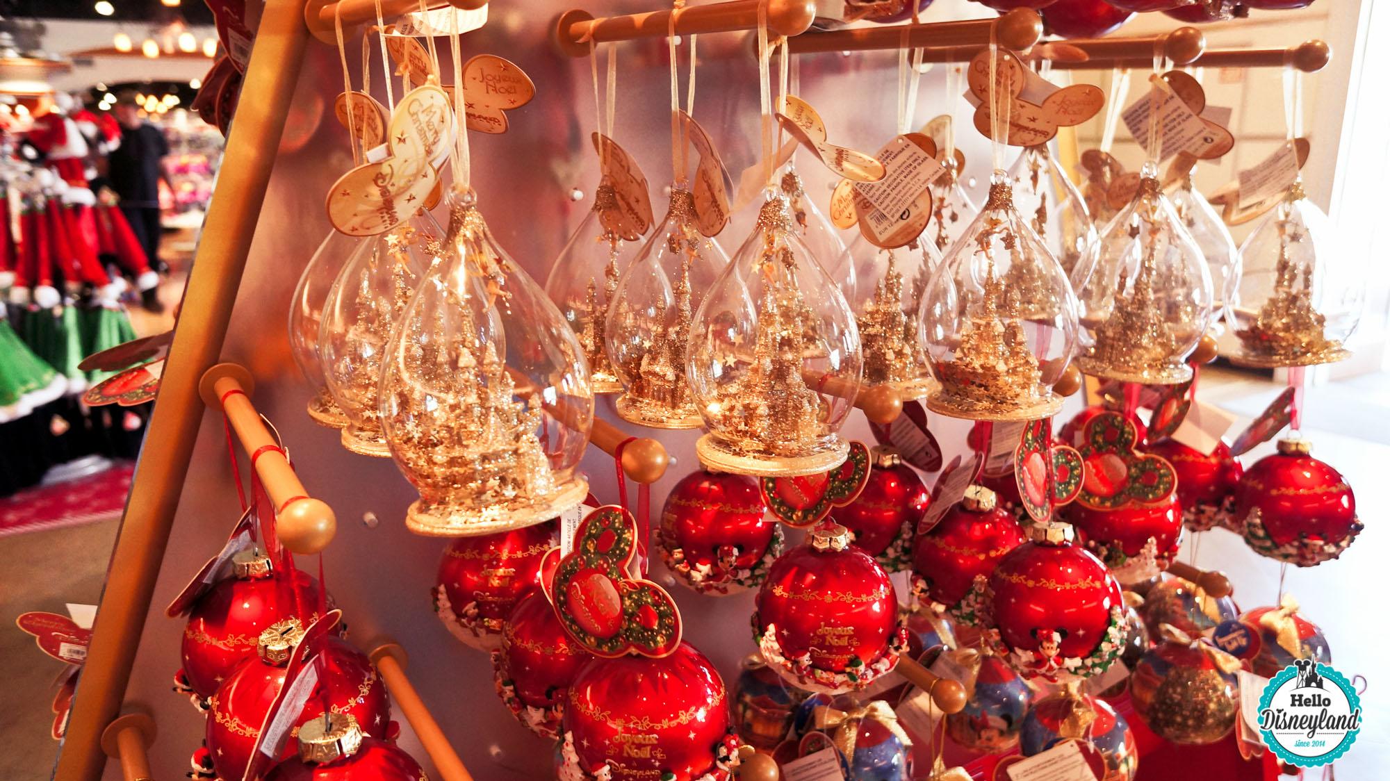 Retrouvez les décorations de Noël à Disneyland Paris toute l\u0027année à la  Boutique du Château et actuellement à World of Disney, Emporium et Walt  Disney