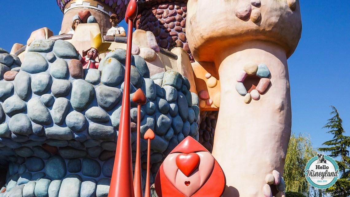 Secrets Fantasyland - Disneyland Paris