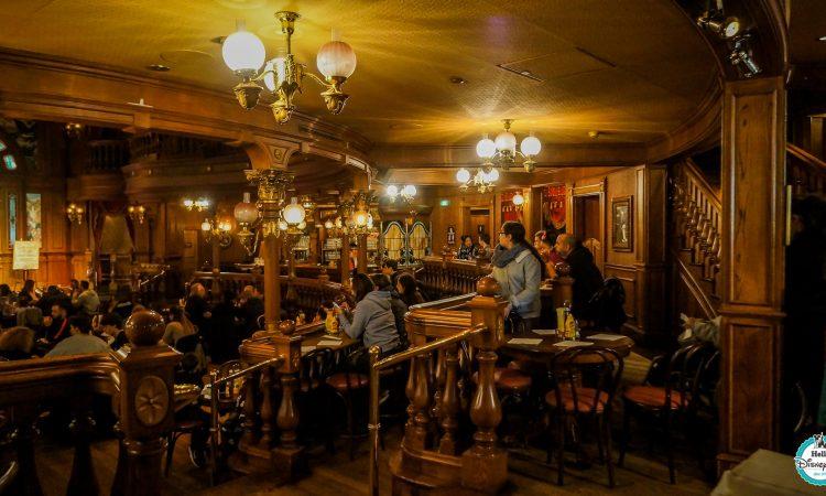 Lucky Nuggets Saloon - Disneyland Paris Restaurant