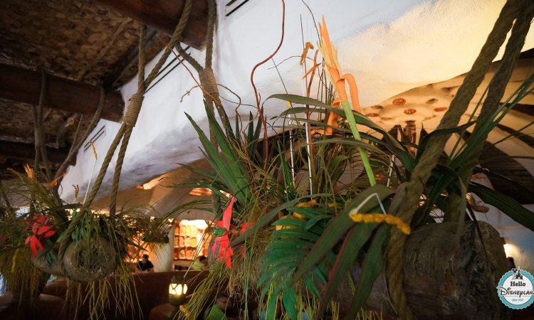 Hakuna Matata - Restaurant Roi Lion - Disneyland Paris