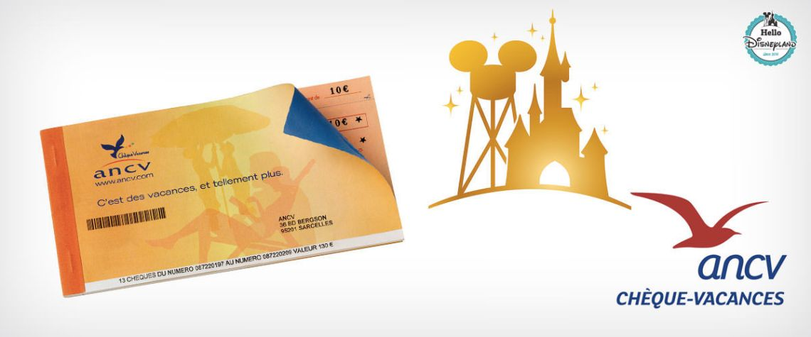 utiliser Cheques vacances Disneyland Paris