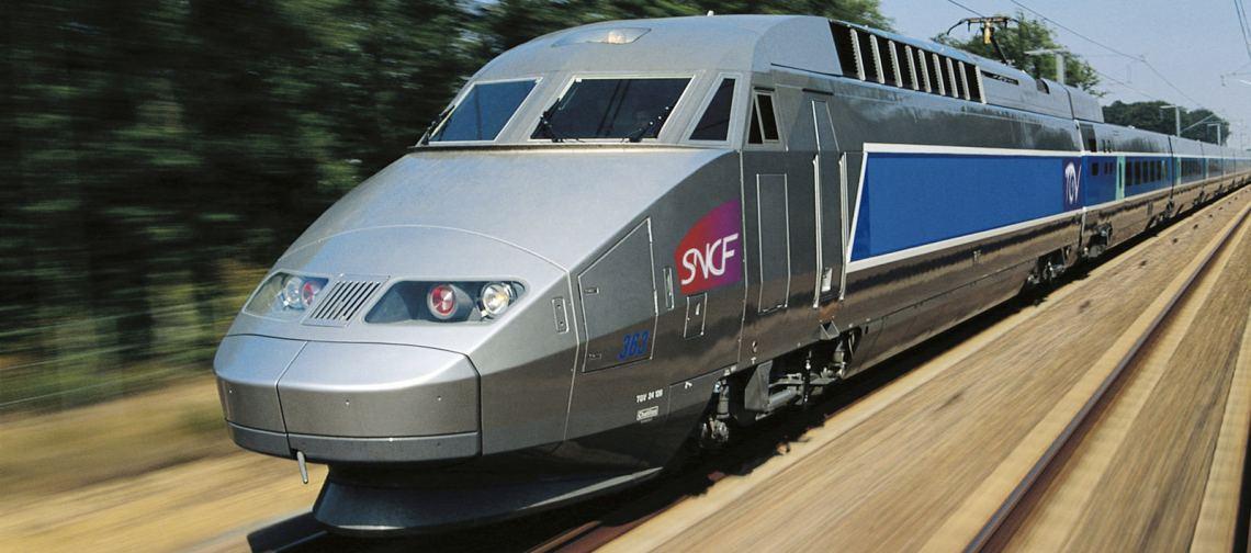 Budget train Disneyland Paris