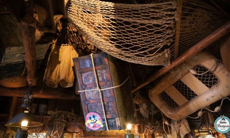 Indiana Jones Adventures Outpost Boutique