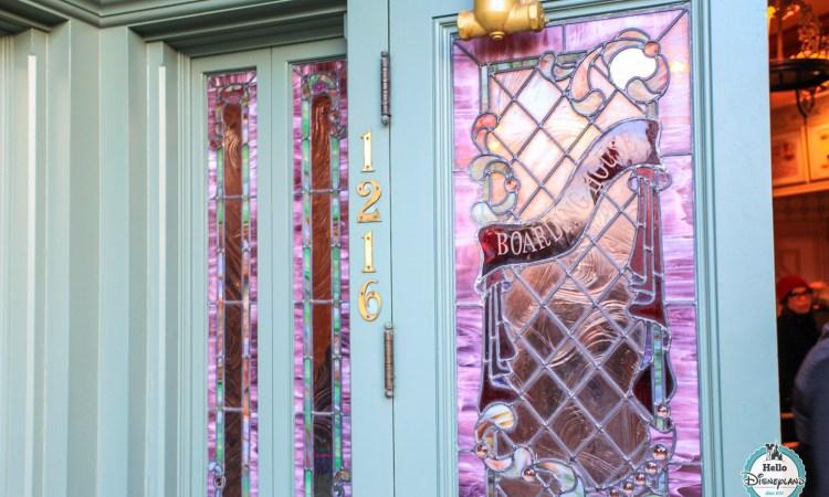 Victoria's Home Style Restaurant - Disneyland Paris