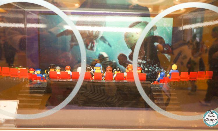 Boutique Lego Disney Village
