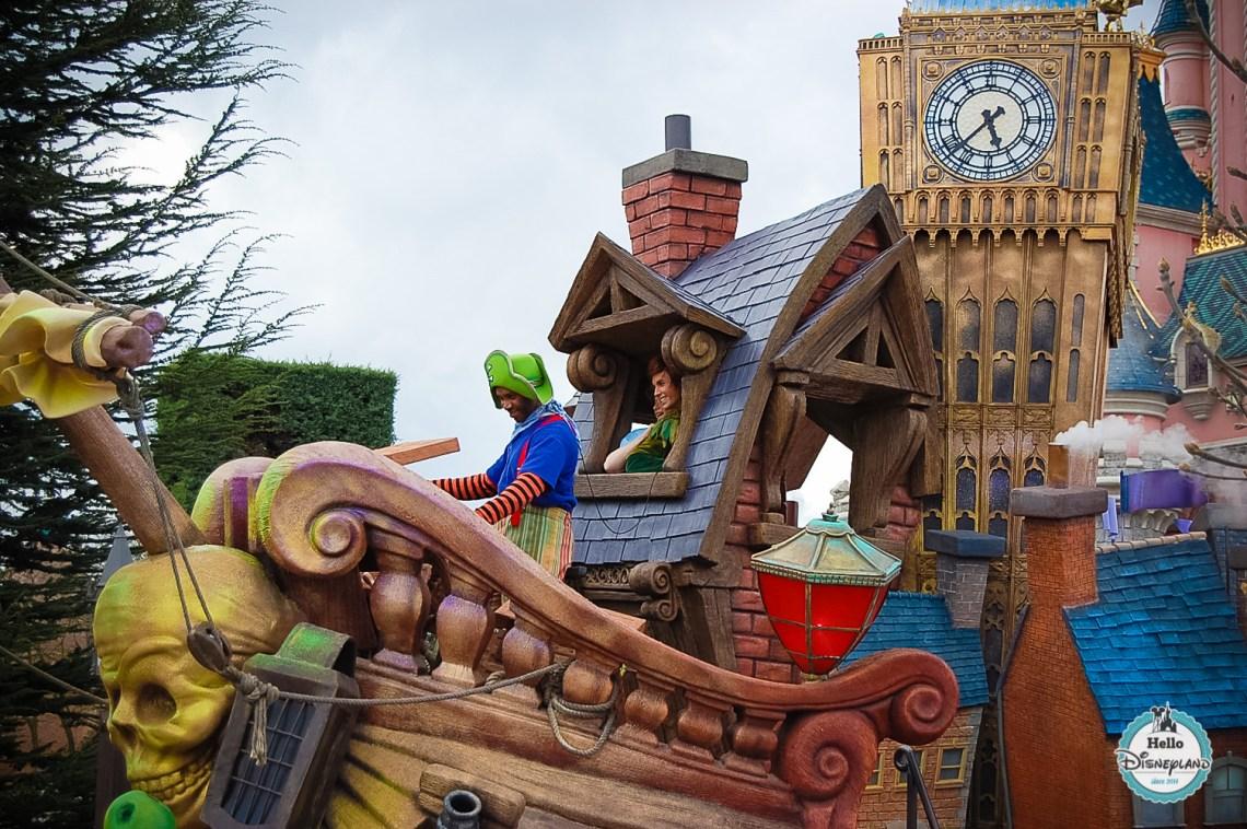 Disney Once Upon a Dream Parade - Disneyland Paris -10