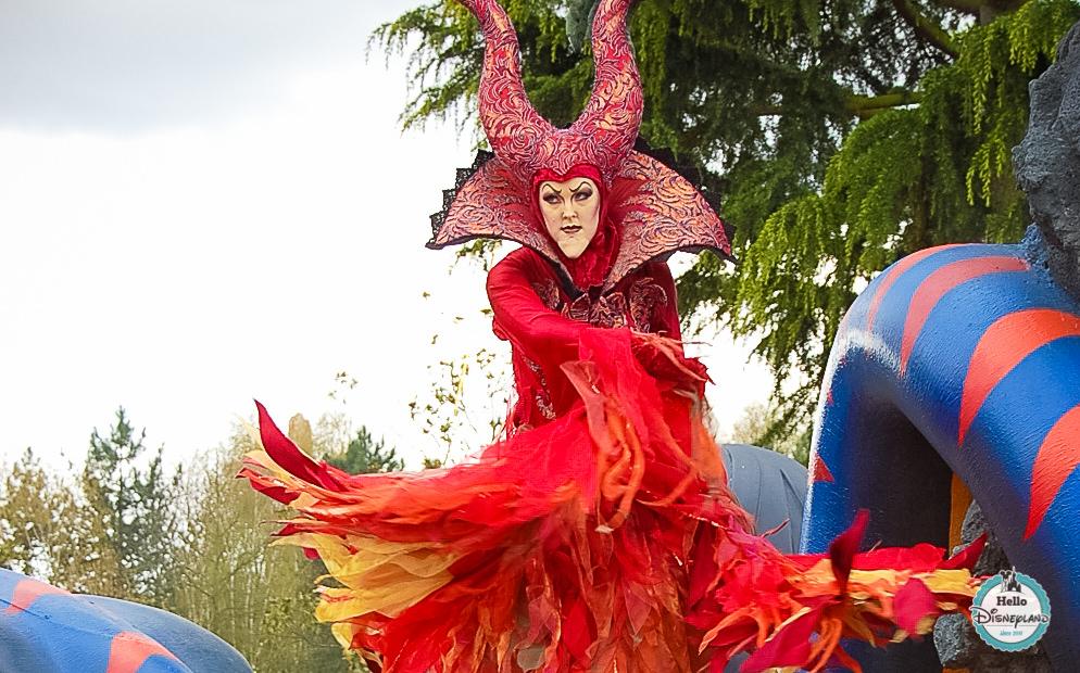 Disney Once Upon a Dream Parade - Disneyland Paris -20