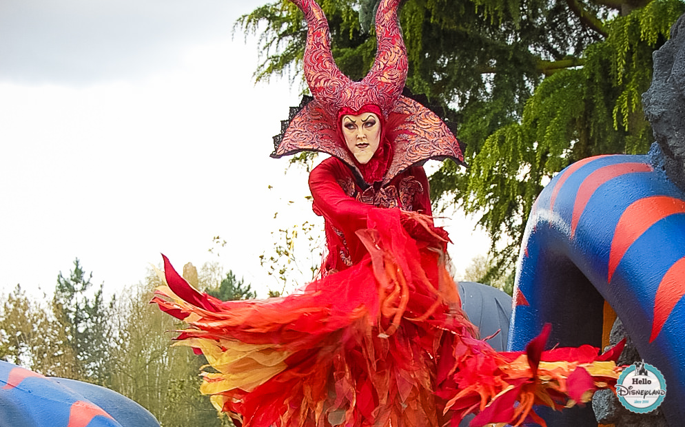 Disney Once Upon a Dream Parade - Disneyland Paris -20