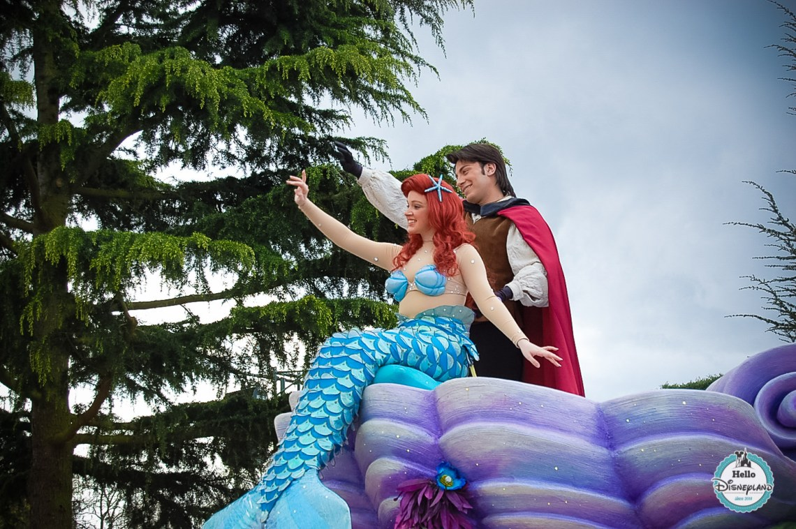 Disney Once Upon a Dream Parade - Disneyland Paris -28