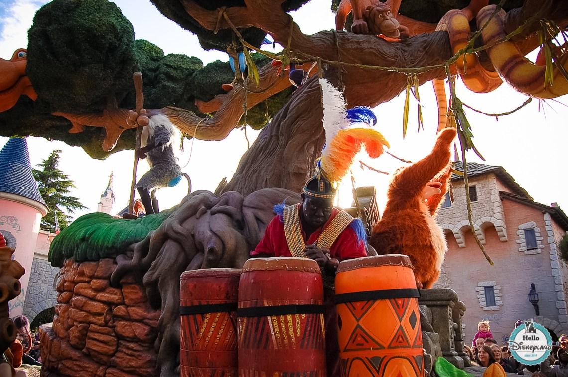 Disney Once Upon a Dream Parade - Disneyland Paris -42