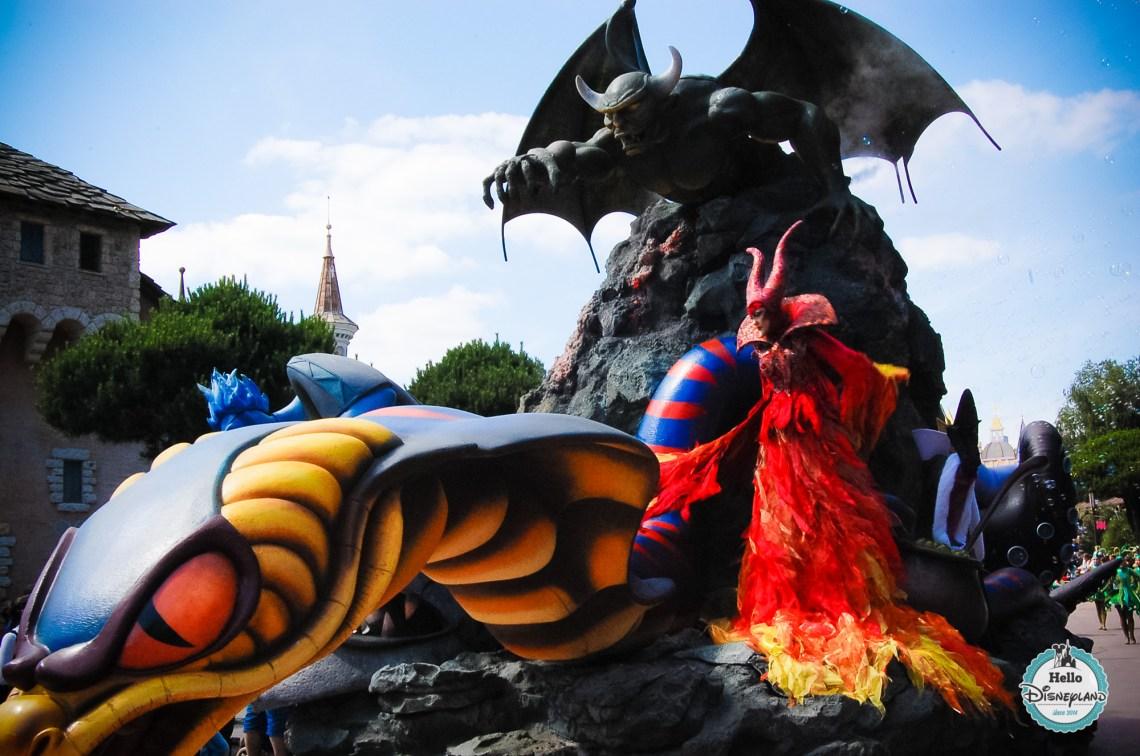 Disney Once Upon a Dream Parade - Disneyland Paris -46