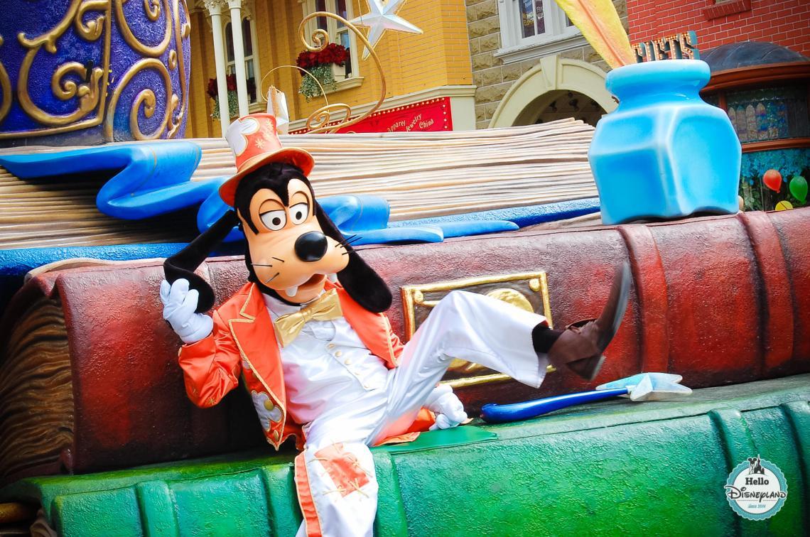 Disney Once Upon a Dream Parade - Disneyland Paris -57