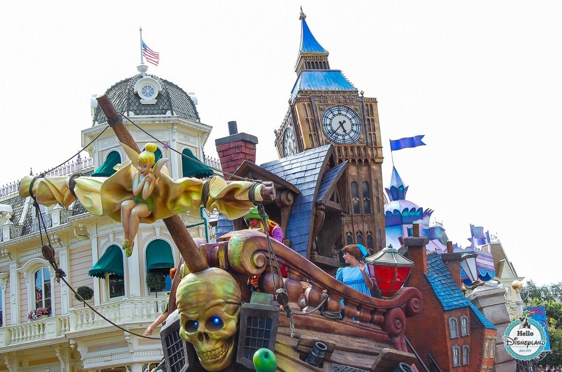 Disney Once Upon a Dream Parade - Disneyland Paris -63